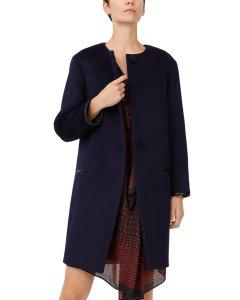 Club Monaco Gabita Wool-Blend Coat