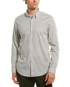Theory Irving Woven Shirt
