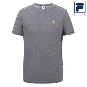 남성 휠라 프로 티셔츠-숏슬리브 U2MTZ255M_GRY