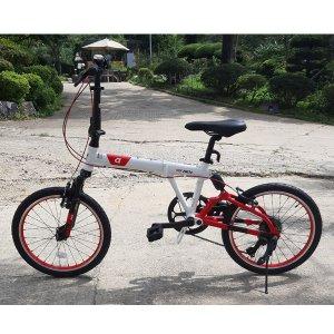 2020년 알톤 CSF-2007A 앞뒤쇼바 접이형자전거
