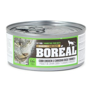 보레알 치킨&오리 캔 156g