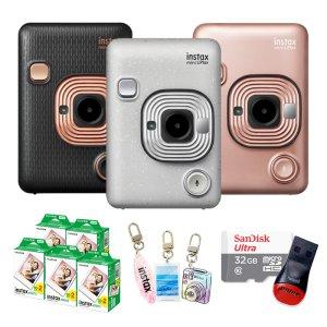 미니 리플레이+필름100장+2단앨범+메모리카드+리더기