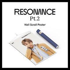 NCT(엔시티) - 월 스크롤 포스터 [한정판][쇼타로 RESONANCE Pt.2 ver]