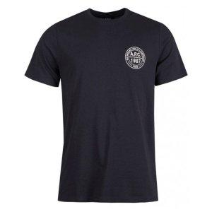 [아페쎄] 19FW MEN 티셔츠 CODCS H26819 DARK NAVY