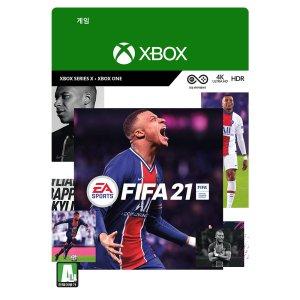 피파21 FIFA21 스텐다드 에디션 Xbox Digital Code