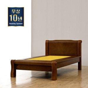 ★스팀다리미+패드증정★ [가보흙침대]KBS 5220TB 흙침대[히터무상10년]