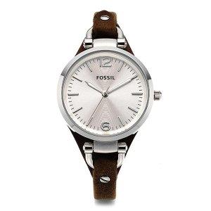 FOSSIL 파슬 ES3060 Georgia 여성가죽 32mm