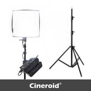 시네로이드 FL400SB 스탠드 세트/플렉서블 LED 조명