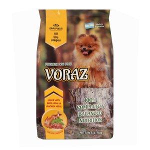 보라즈 비프 앤 치킨 강아지사료 2.7kg