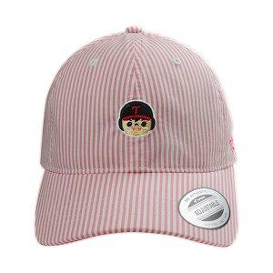 [티켓MD샵][LG트윈스] 키즈 캐릭터 모자 (핑크)