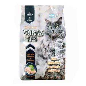 보라즈 비프 앤 튜나 고양이사료 1.5kg