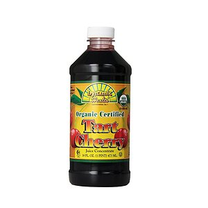 Organic Tart cherry juice concentrate 473ml Dynamic Health