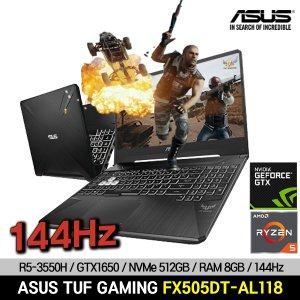[당일출고!]ASUS TUF 게이밍노트북 FX505DT-AL118