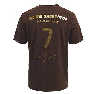 [티켓MD샵][넥센히어로즈] (판매종료) 김하성 100타점 기념 티셔츠
