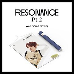 NCT(엔시티) - 월 스크롤 포스터 [성찬 RESONANCE Pt.2 ver]