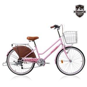 2020 K2BIKE 클래식 여성용자전거 루비24인치 7단