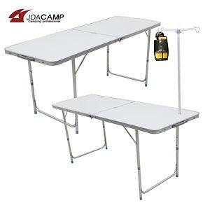 캠핑테이블 160 랜턴걸이 접이식테이블 야외 캠핑용품