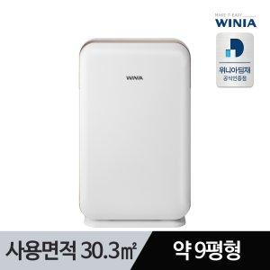 [최대 10% 카드할인] 위니아 공기청정기 EPA10C0XEW 9평형/필터식/인증점