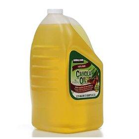 C / Kirkland Signature canola oil 4.73L / omega-3 / ALA