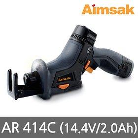 [아임삭] 충전컷쏘 AR414C 14.4V 2.0AH 배터리2개 컷소