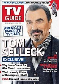 TV Guide (주간, 발행국: 미국) - 2018년 7월 8일    - 6월 25일 ~ 7월 8일