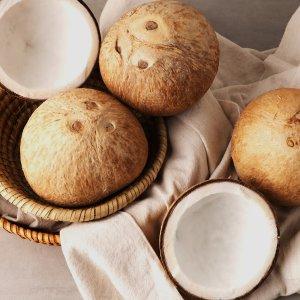 [해든팜]베트남 야자코코넛 17kg(20입,개당 850g내외)