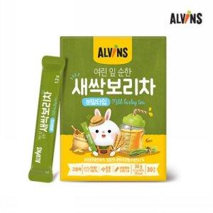 [백화점SAY][엘빈즈]여린잎 순한 새싹보리차30포 /익일배송