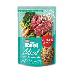 [더리얼] 밀 소고기 200g