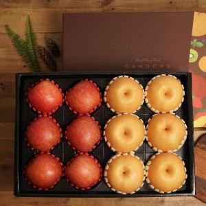 [농할쿠폰20%] 감동 과일 사과 배 추석선물세트 모음