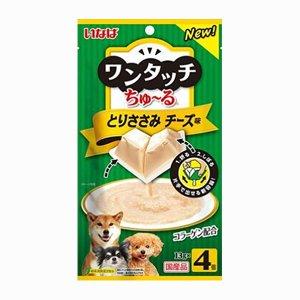 이나바 원터치 츄르 닭가슴살&치즈(DS-313) 13gx4개입