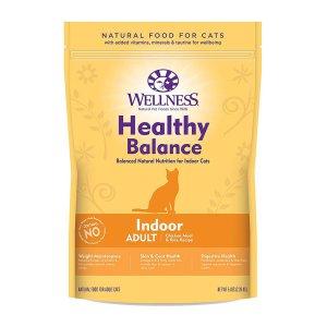 [유통기한 2020-10-06]  웰니스 헬시 발란스 인도어 2.26kg