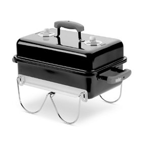 Anywhere Weber barbecue grill and / Weber 121020 / Chaco Grill