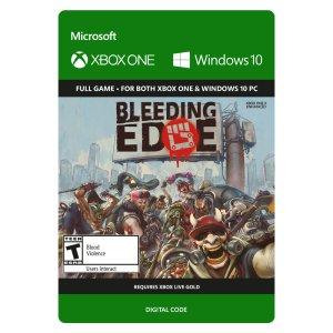 블리딩 엣지 디지털코드 문자발송 Xbox ONE Win10