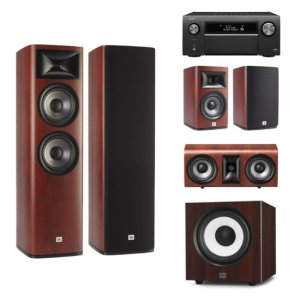 데논 AVC-A110 + JBL Studio 690 5.1채널스피커620/625C/A120P