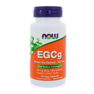 나우푸드 EGCg 녹차 추출물 400mg  90 야채캡슐