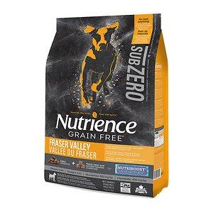 뉴트리언스 서브제로 프레이저 밸리 독 강아지사료 5kg