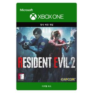 레지던트이블2 RE Xbox Digital Code