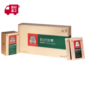 [정관장] 홍삼진본 40mlx30포 /쇼핑백증정