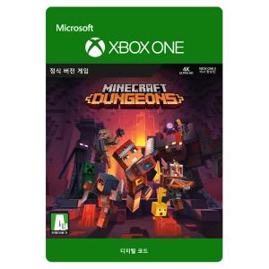 마인크래프트 던전스 Xbox Digital Code