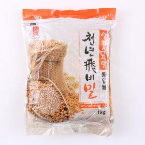 우리밀 통밀쌀 천년비밀