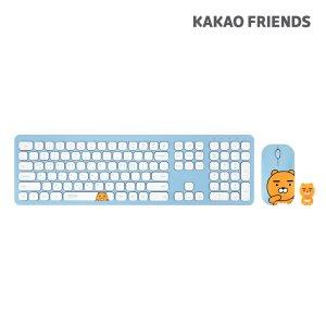 카카오프렌즈 무선 키보드 마우스세트 KFKM-001