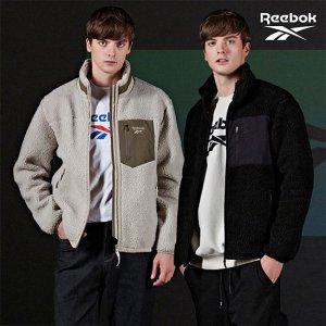 [리복(REEBOK)]  리복 클래식 남성 쉴드 플리스 자켓 1종