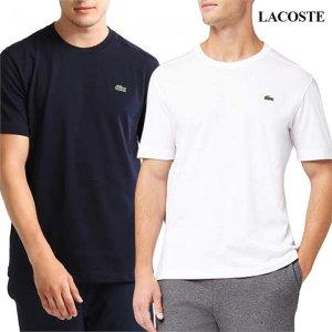 (하프클럽)[LACOSTE] 라코스테 반팔 티셔츠 반팔티 면티_P067074558