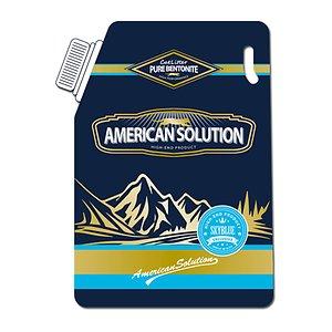 [1+1] 아메리칸 솔루션 캣 리터 스카이블루 9.07kg