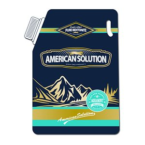 [1+1] 아메리칸 솔루션 캣 리터 아쿠아민트 9.07kg
