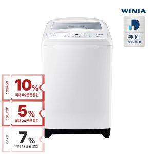 [인증점] 공기방울 세탁기 통돌이 11kg EWF11GDWK