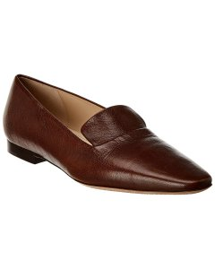 Theory Cidran Leather Loafer