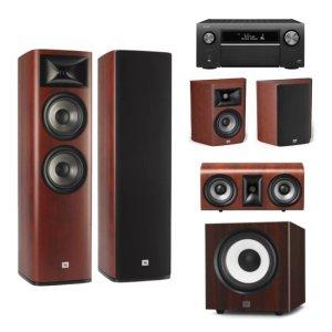 데논 AVC-A110 + JBL Studio 690 5.1채널스피커610/625C/A120P