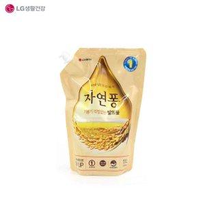 기름기 걱정없는 쌀뜨물 주방세제 1.1L 리필 1EA 주방