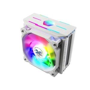 잘만 CNPS10X OPTIMA II RGB(WHITE)